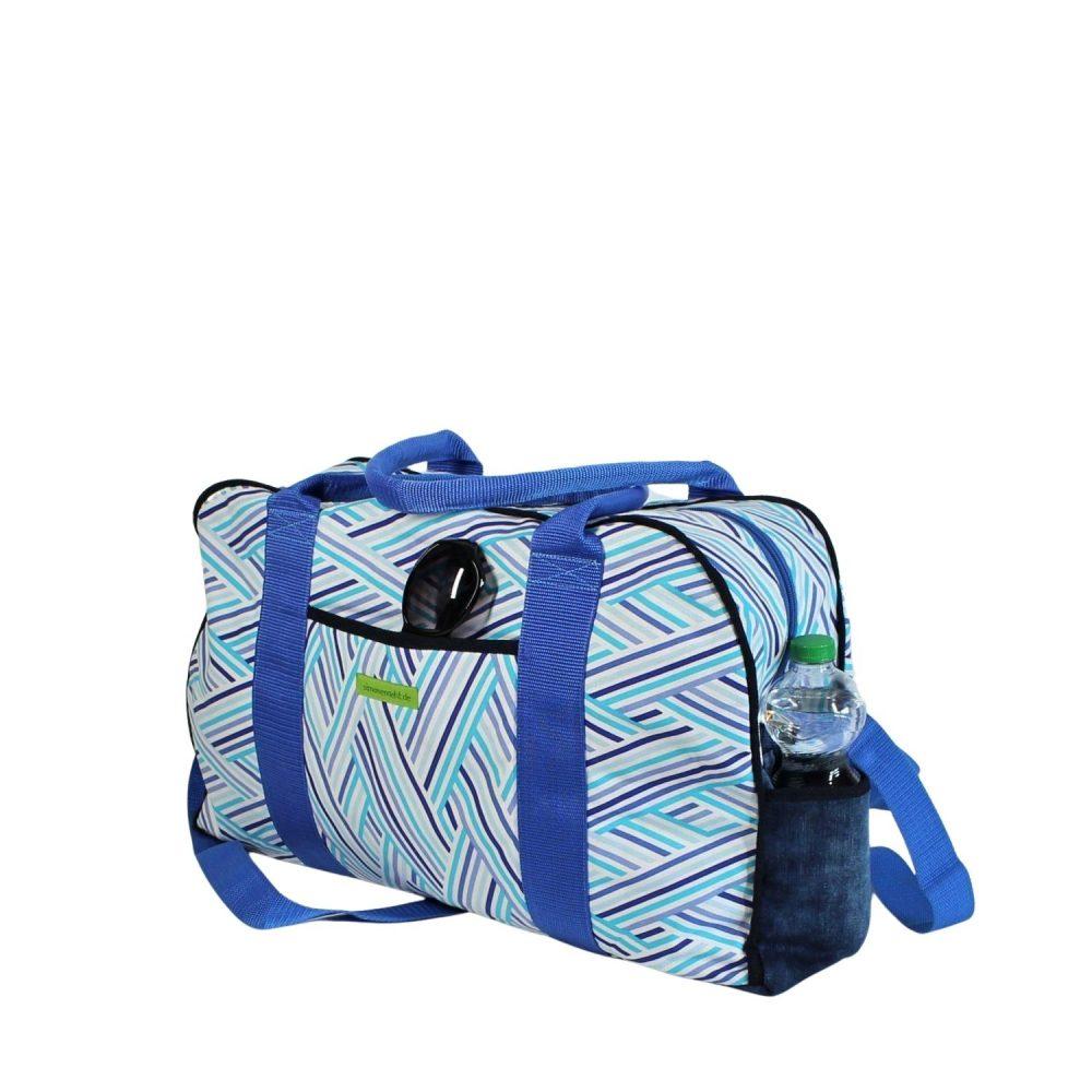 Weekender Wicki als praktisches Reisetaschen-Set
