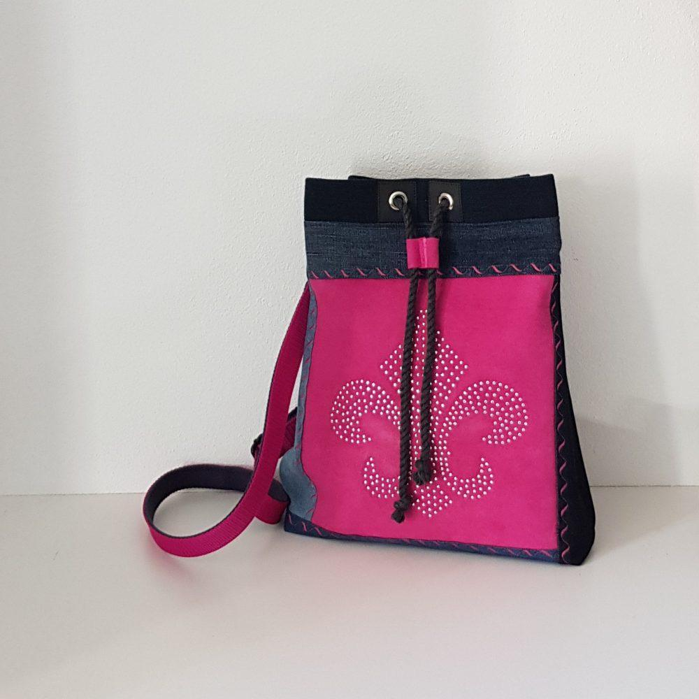 Beutel Umhaenge Tasche Ruby