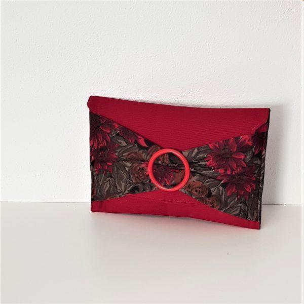 Clutch Kosmetik Tasche Claudia Vorn