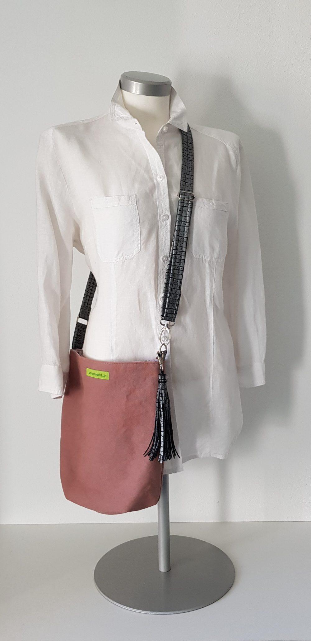 Tasche Olea Puppenansicht