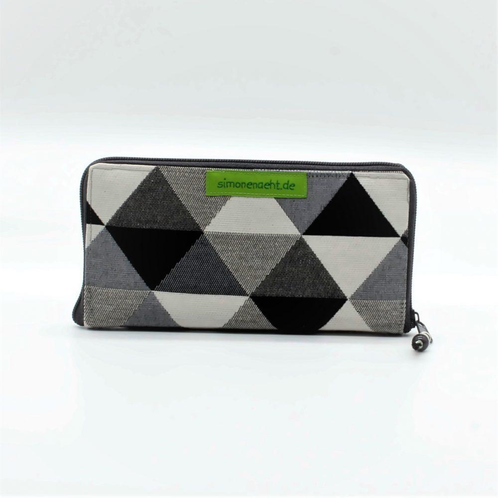 Portemonnaie in grau