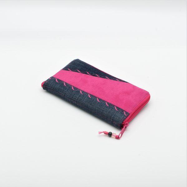 Geldbörse in pink