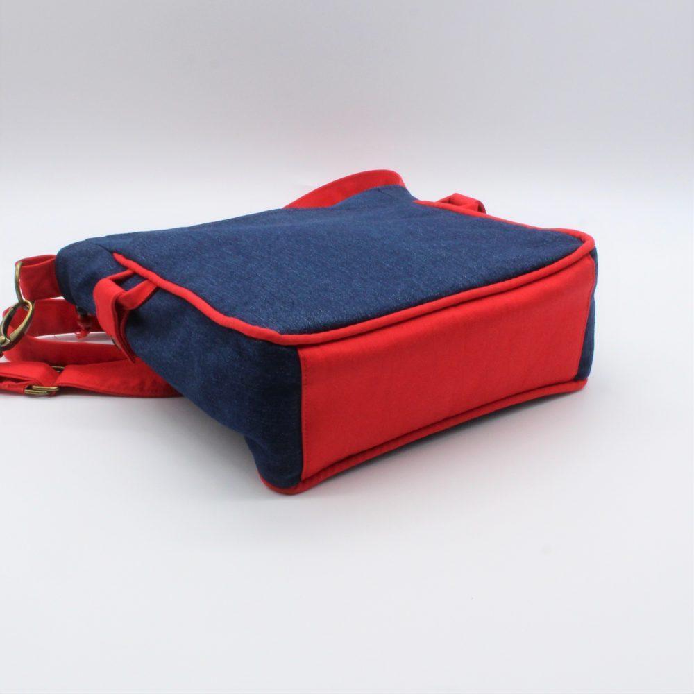 "Handtasche ""Linda"" im Upcycling"