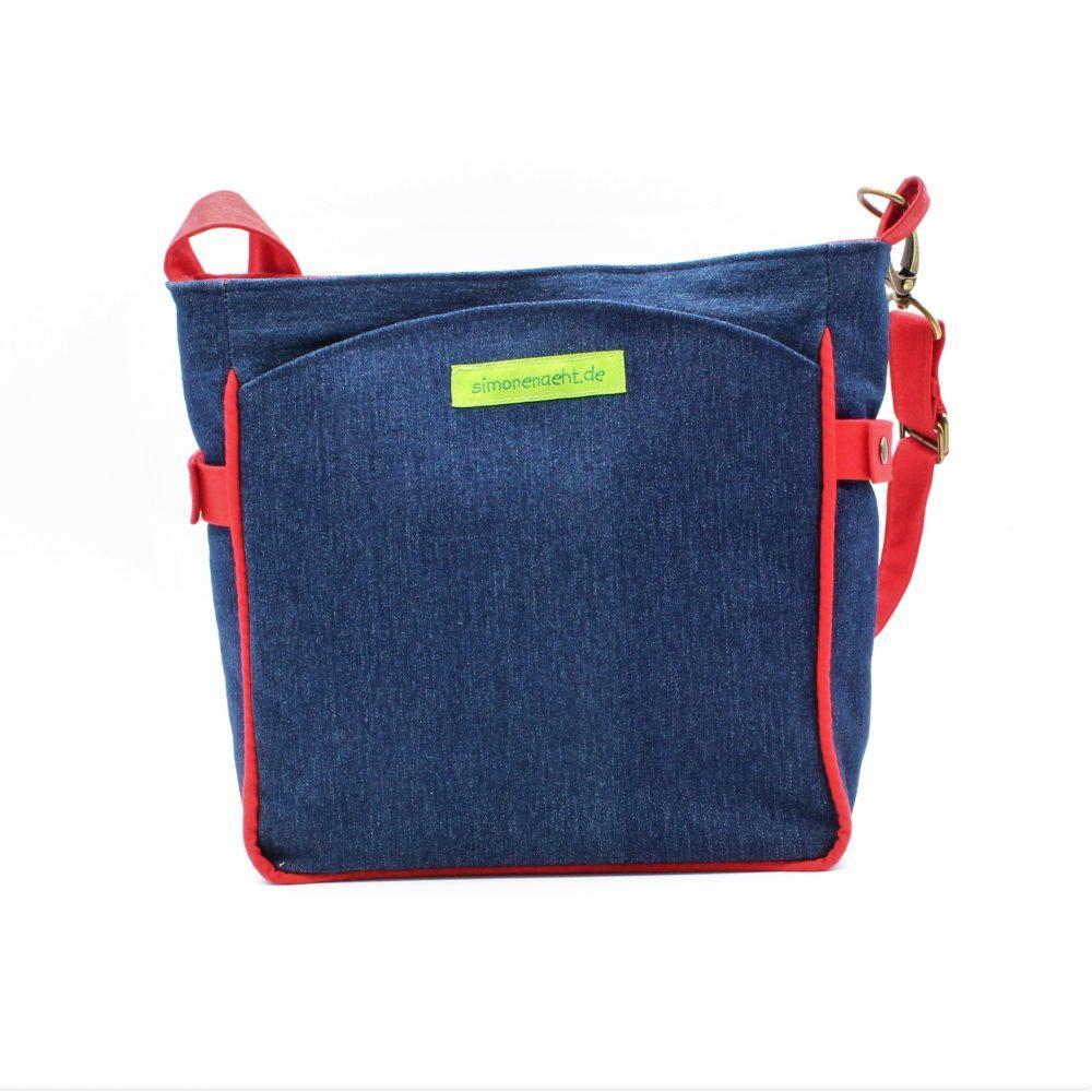 """Handtasche """"Linda"""" Rückseite"""