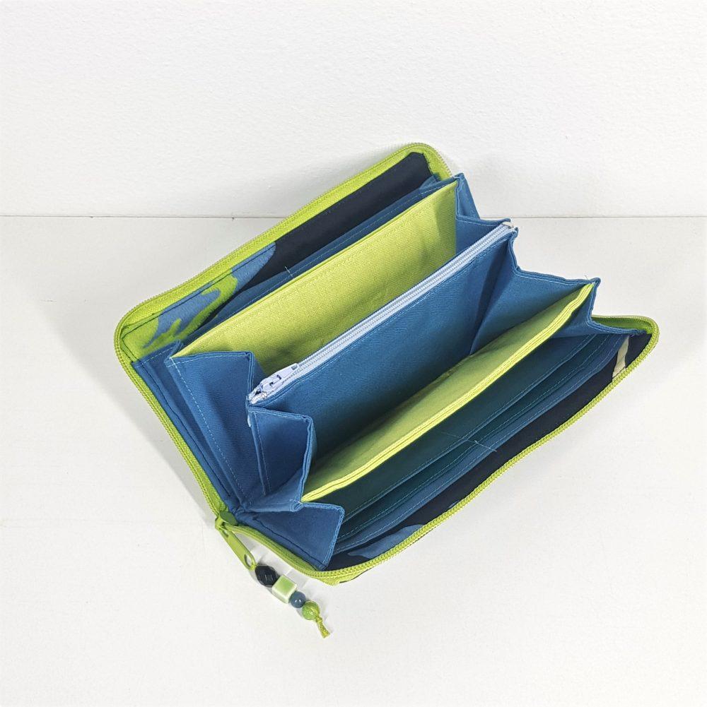 Portemonnaie Lemon Blue