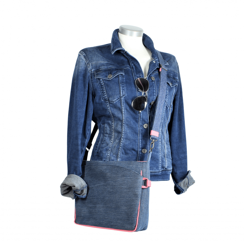 Jeanstasche im Upcycling