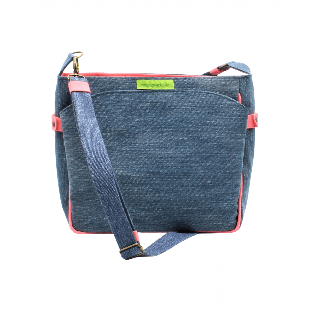 Rückansicht Handtasche