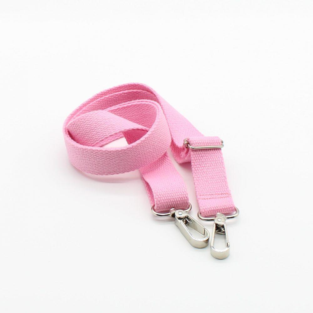 Gurtband rosa