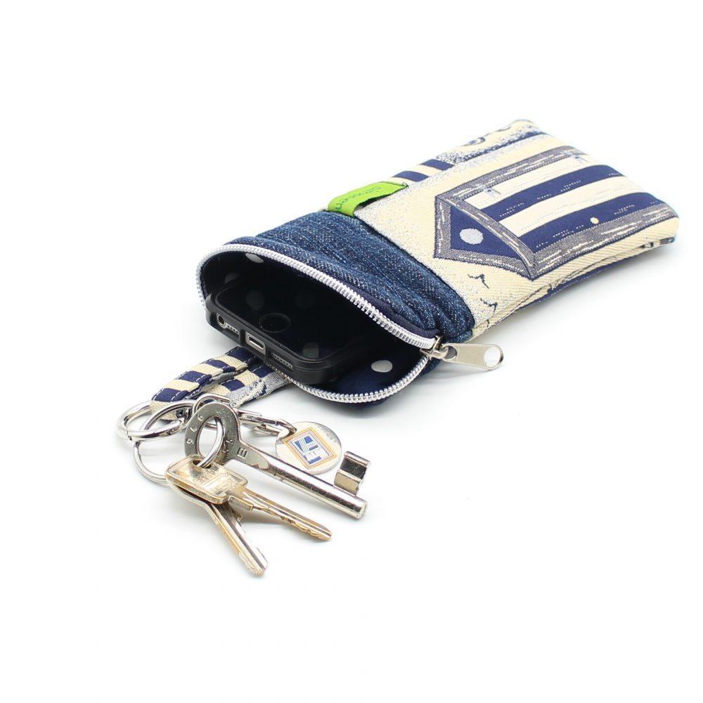 Handy Tasche Maritim