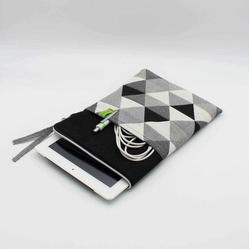 Laptop Tasche Zoll Schwarz