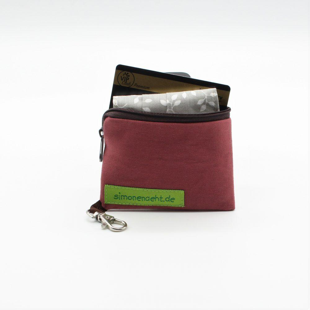 Bag To Go M Rot