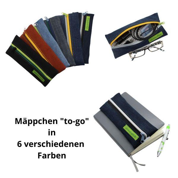 """Titelbild Mäppchen """"to-go"""""""