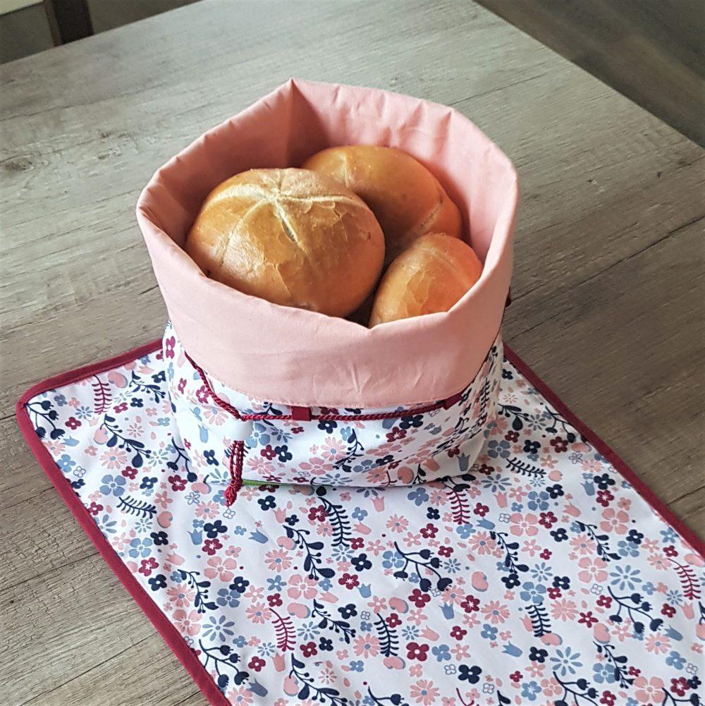 einzigartiges Frühstückskörbchen