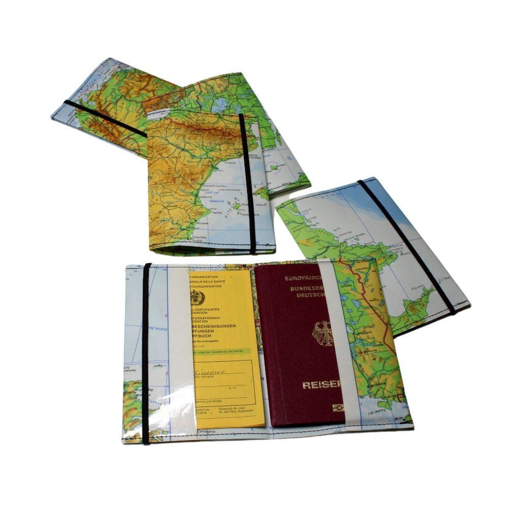Schutz für deinen Reisepass