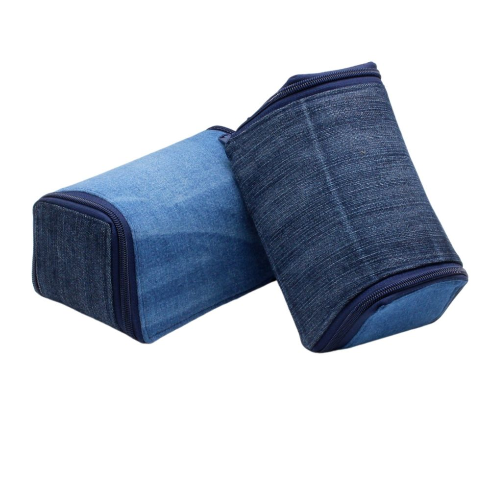 drei verschieden Jeans Farben