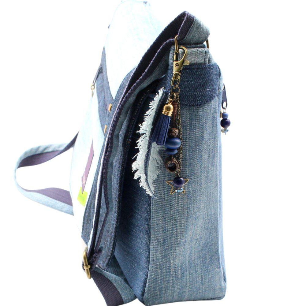 Tasche mit Taschenbaumler