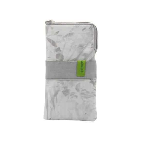 Handytasche mit Außentasche