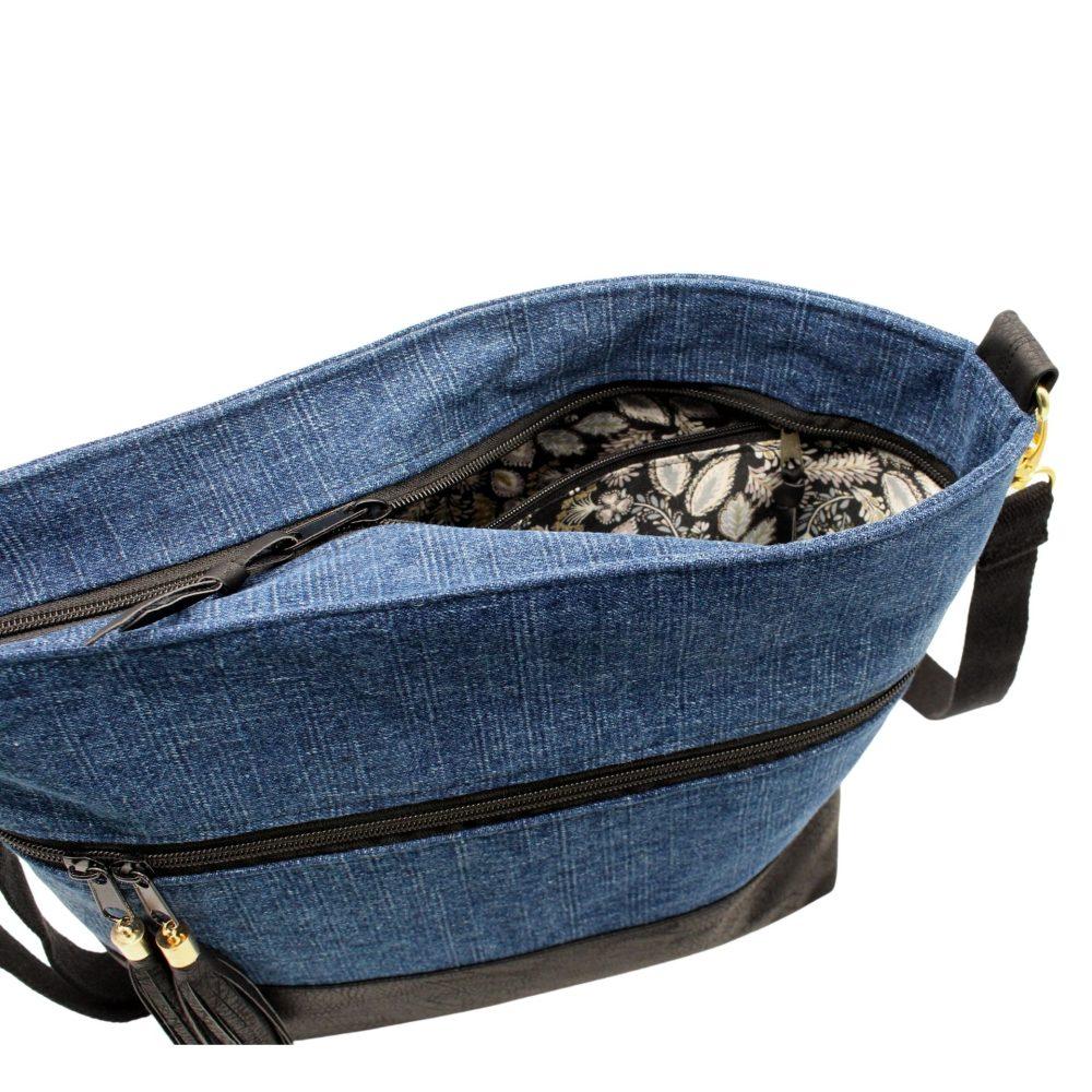 Innenansicht der Tasche
