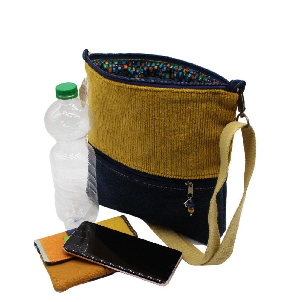 Anwendungsbeispiel der Tasche
