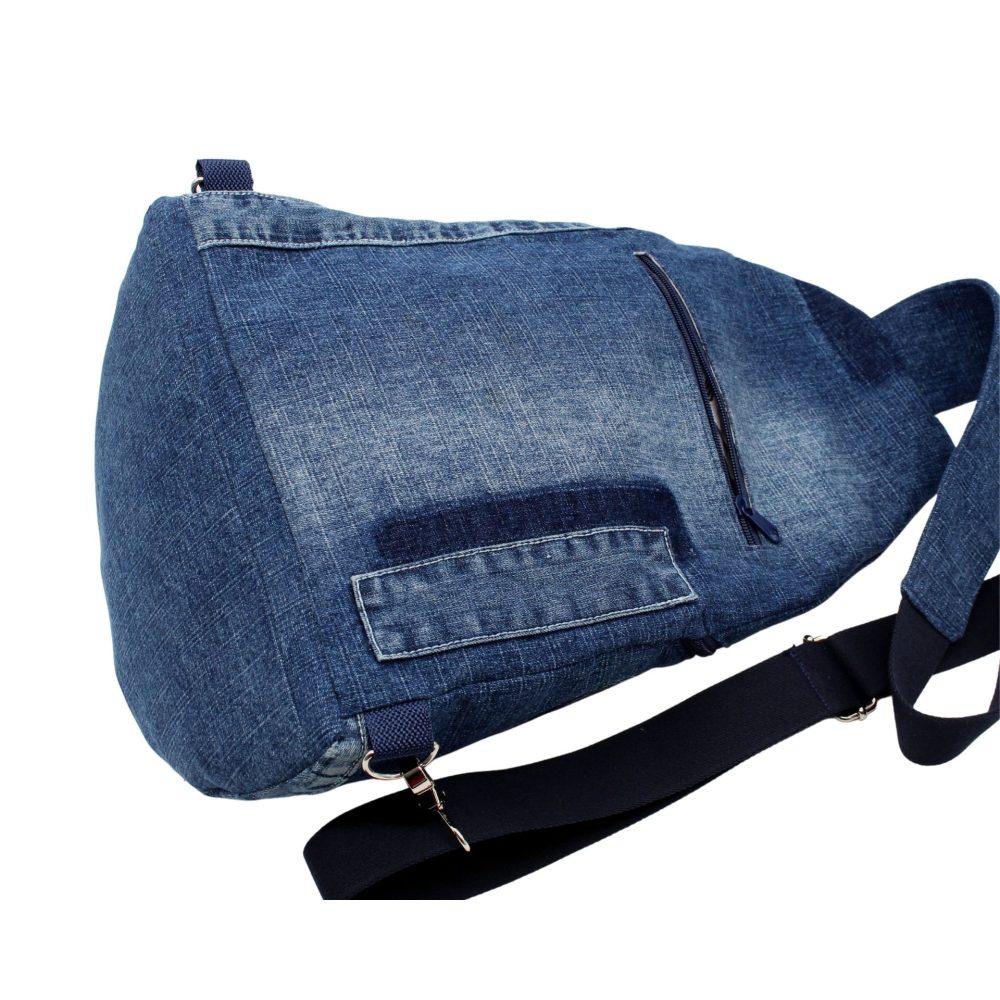 Rückseite des Rucksackes