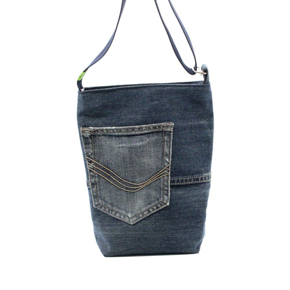 Jeanstasche für Männer