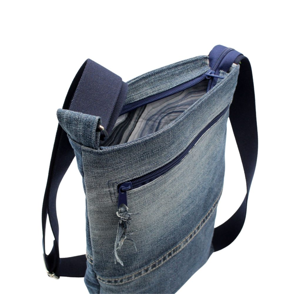 Männertasche im Upcycling