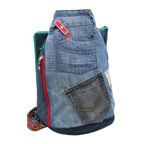 Cross-Bag mit Funktion