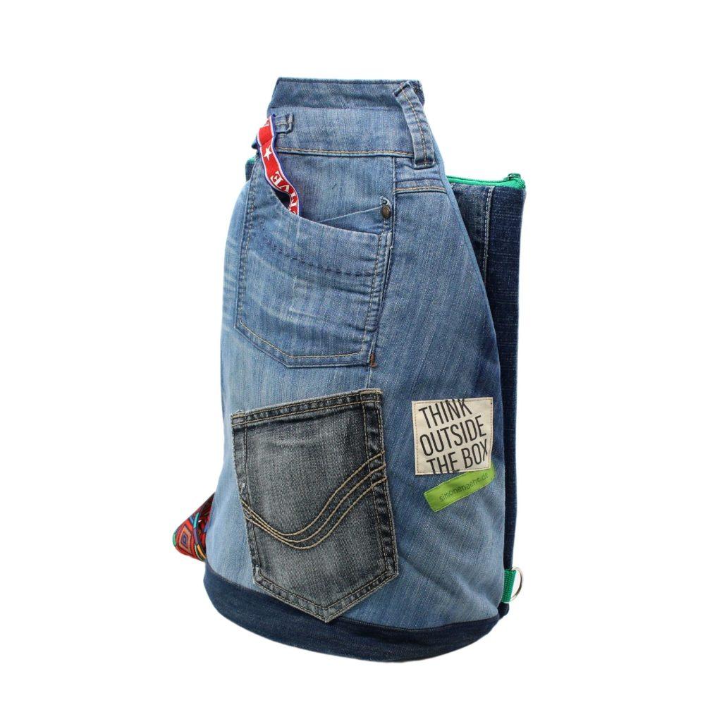 Cross-Bag mit zusätzlicher Funktion