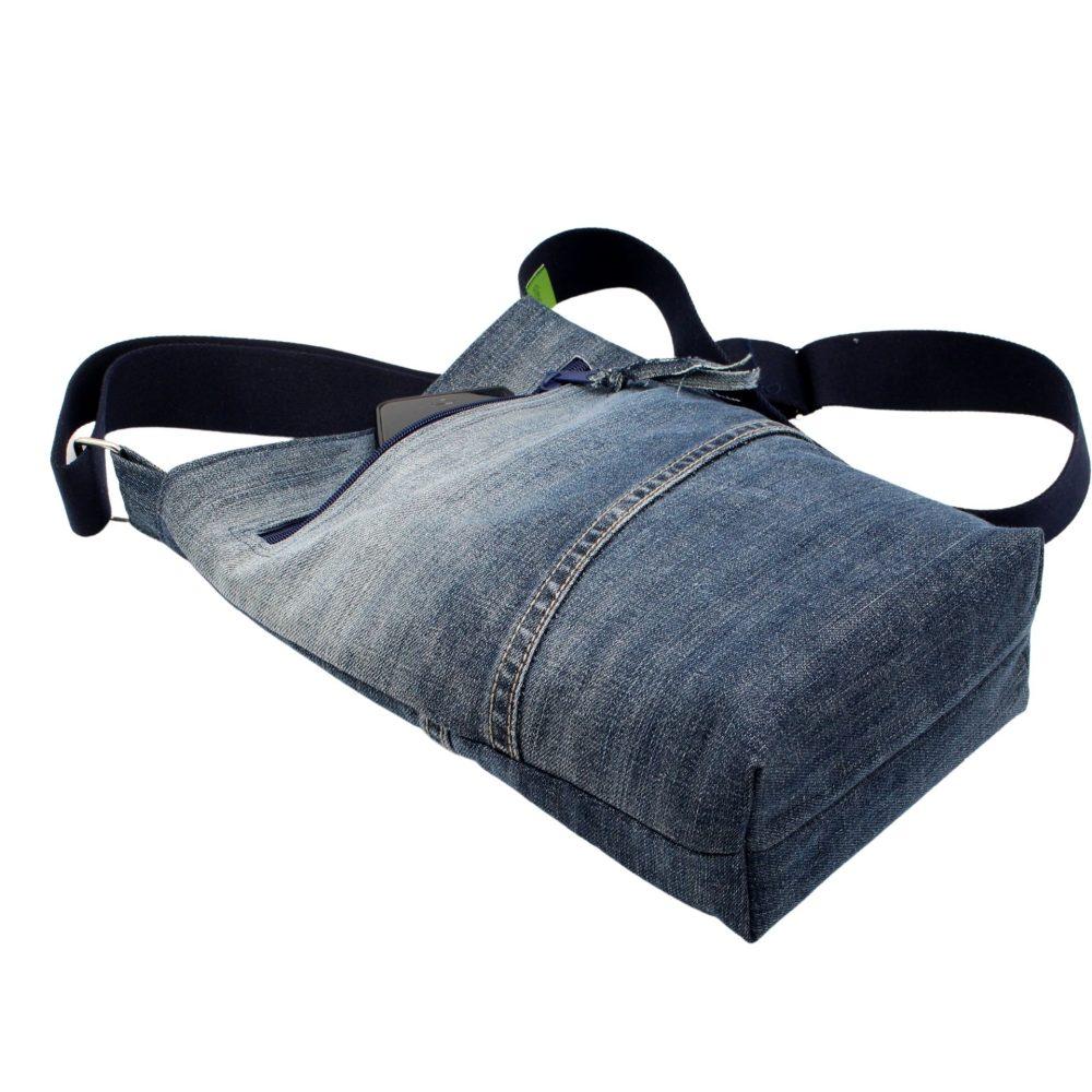 Boden der Tasche